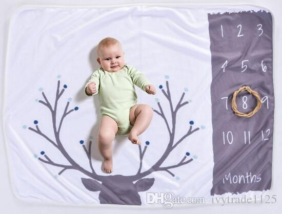 8 stilleri bebek bebek fotoğraf arka plan anma battaniye fotoğraf sahne mektuplar çiçek hayvanlar fotoğraf polar battaniye