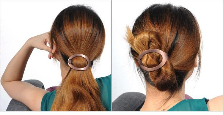 hair clip barrettes hairpins hairgrips for Women girl Hair Accessories headwear holder bun bang simple easy use