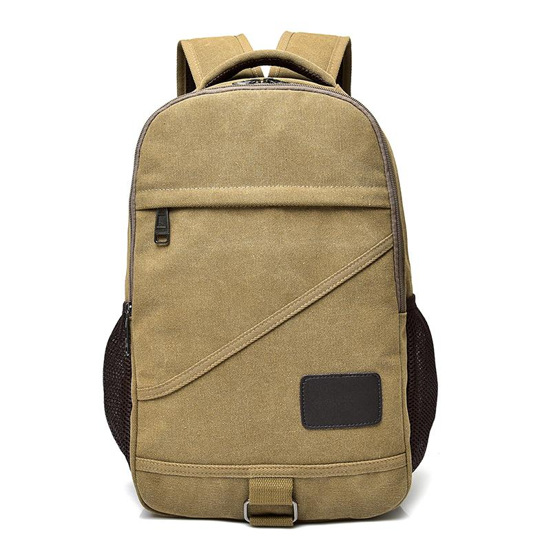 Uggage Bags Backpacks DIDA BEAR New Women Men Canvas Backpacks Large School  Bags For Teenagers Boys Girls Travel Laptop Backbag Mochila R.. 55df3fa702301