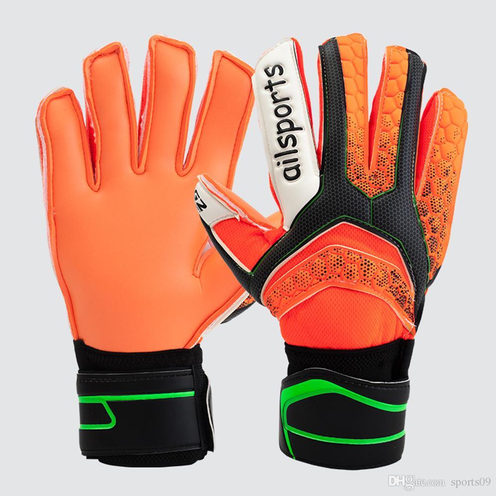 2019 Children Adult Goalkeeper Gloves Goalie Soccer Glove Footaball Guantes  De Port FootballBola De Futebol Soccor Ball Gloves Luva De Goleiro From  Sports09 ... 7935e622d89b
