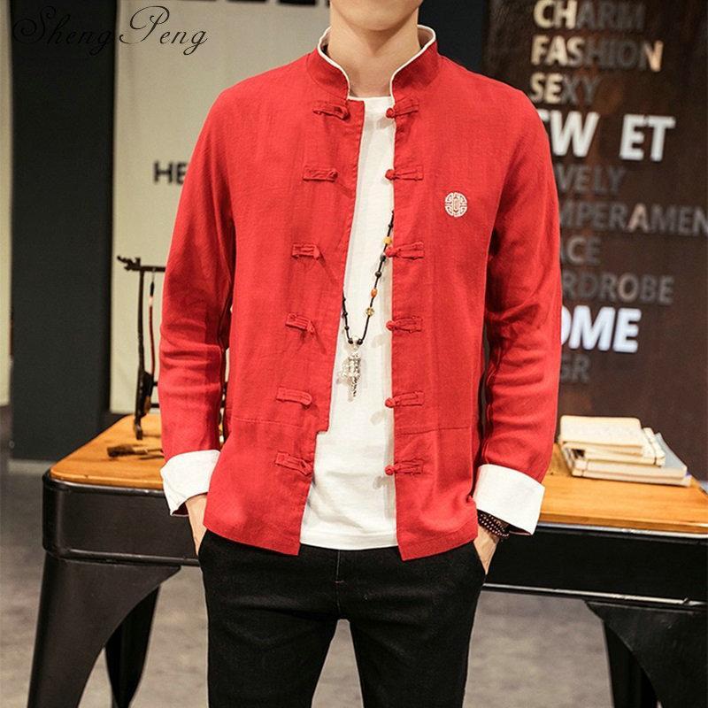 Acquista Abbigliamento Cinese Tradizionale Gli Uomini Shanghai Tang Orientale  Abbigliamento Cinese Giacca Kung Fu Vestiti Vestiti Maschili CC242 A  61.21  ... 86f28024261