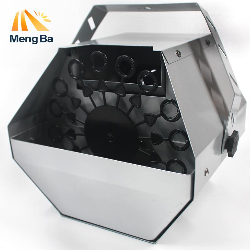 wholesale mengba mini bubble machine remote control stage effect machine christmas decorations for home wedding special effect equipment stage effect