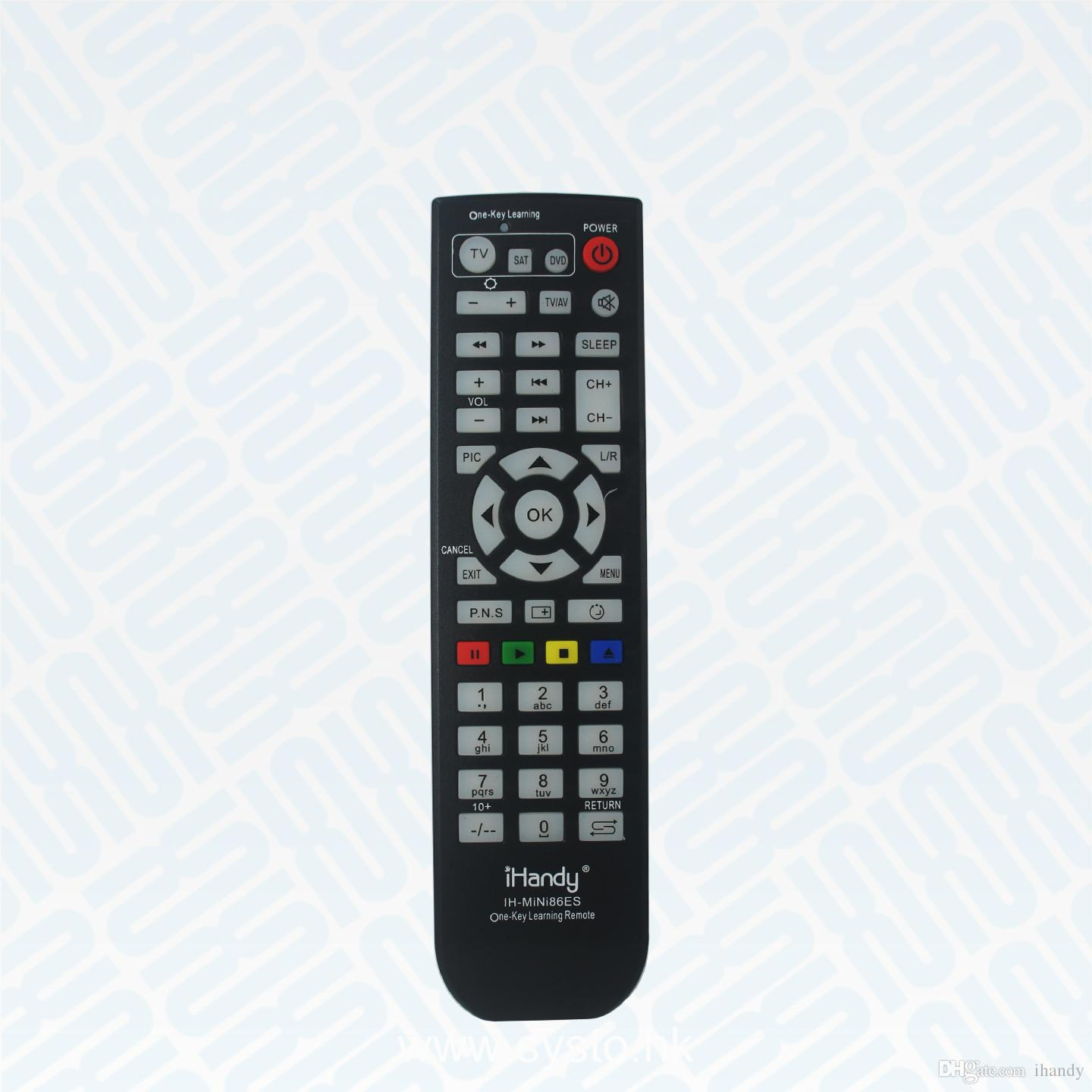 Wholesale Ihandy Ih 86es Universal Ir Tv Remote Control