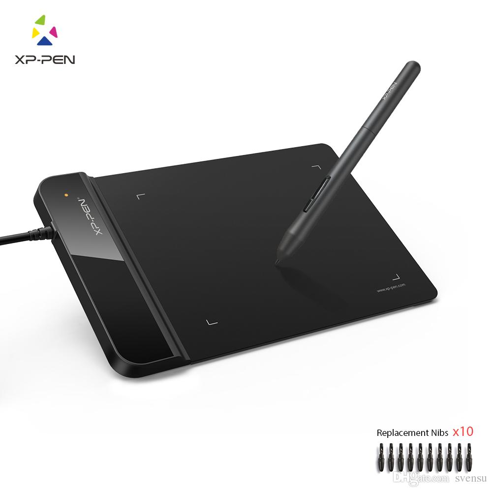 XP-Pen G430S 4 x 3 inch Ultrathin Graphic Drawing Tablet for Game OSU and Battery-free stylus- designed! Gameplay.