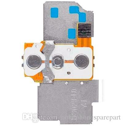 Original For LG G2 D800 D801 D802 Power on/off Button Volume Button Connectors Keyboard Flex Cable Replacement