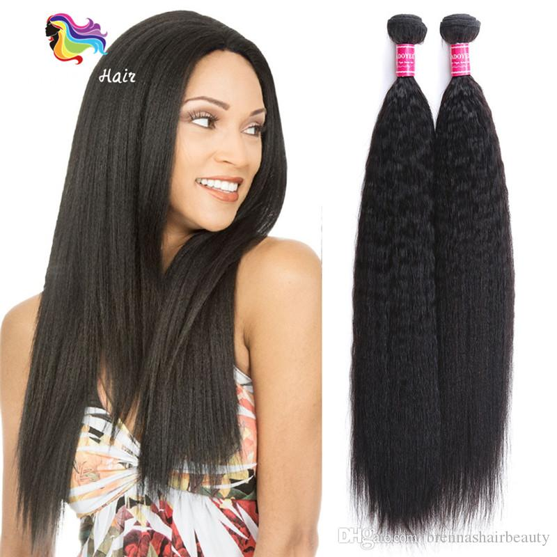 Fast Shipping 8 30inch 8a Peruvian Unprocessed Human Hair Weave