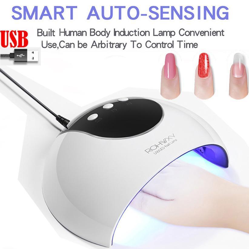 Curing Chaude Lumière 3 Intelligente W Nail Art Uv Lampe Gel Polonais Apparence Coléoptère 24 Vente Couleurs Séchoir Machine Led PZiOkXuT