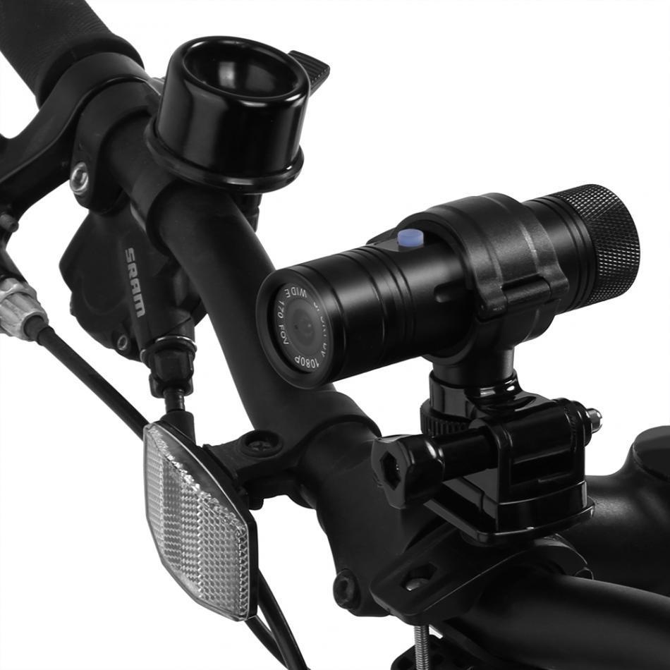 Freeshipping Gravador À Prova D 'Água 8MP 1080 P 170 Graus Lente HD Câmera Esportiva Ao Ar Livre DV Vídeo Digital de Mergulho Do Carro DV Da Motocicleta Da Motocicleta