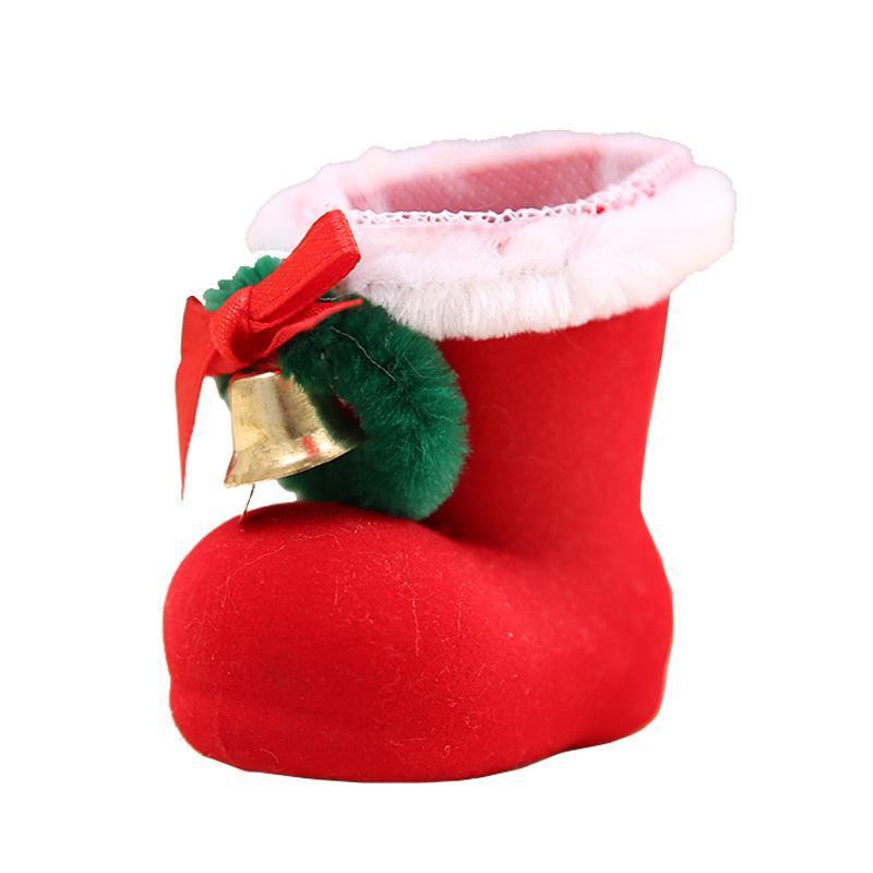 Decorazioni Natalizie Pendenti.Acquista Decorazioni Natalizie Pendenti Con Albero Natale Stivali