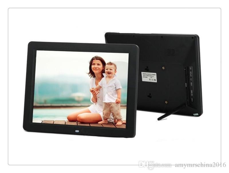 12 Inch Digital Photo Frame Multifunction Music Video Player Ebook ...