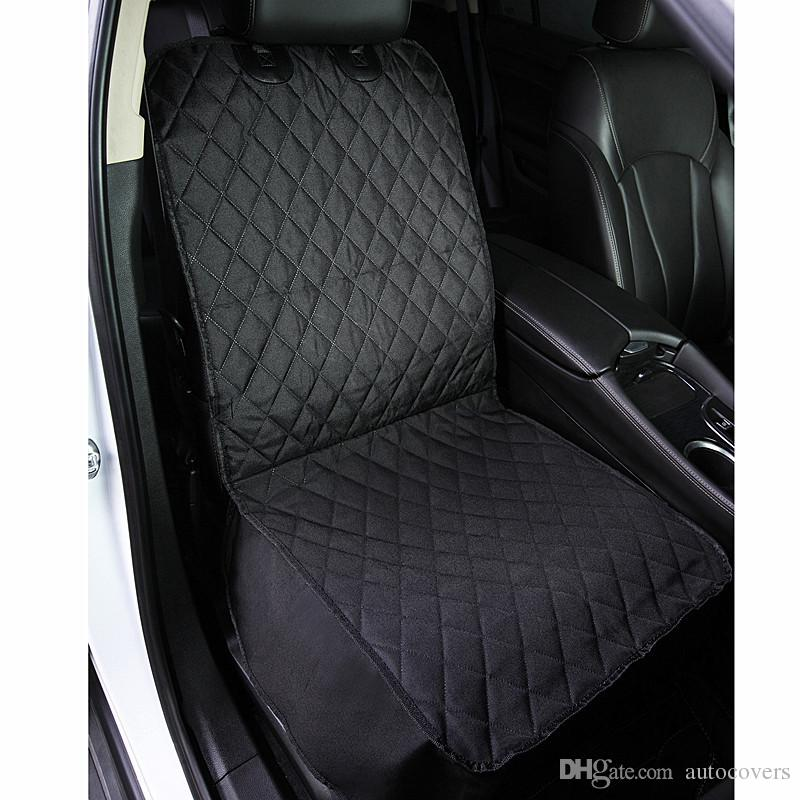 Pet Mat Car Front Seat Covers For Dog Safety Waterproof Hammock Blanket Interior Travel Accessories Oxford Truck Nylon