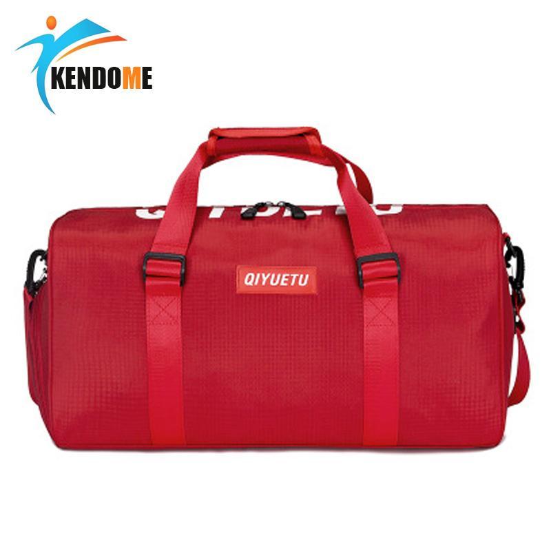 2ee21fbe8f1b 2019 Ultralight Sport Bag Training Gym Bag Men Woman Waterproof Fitness  Bags Durable Multi Function Handbag Outdoor Tote Yoga From Moonk