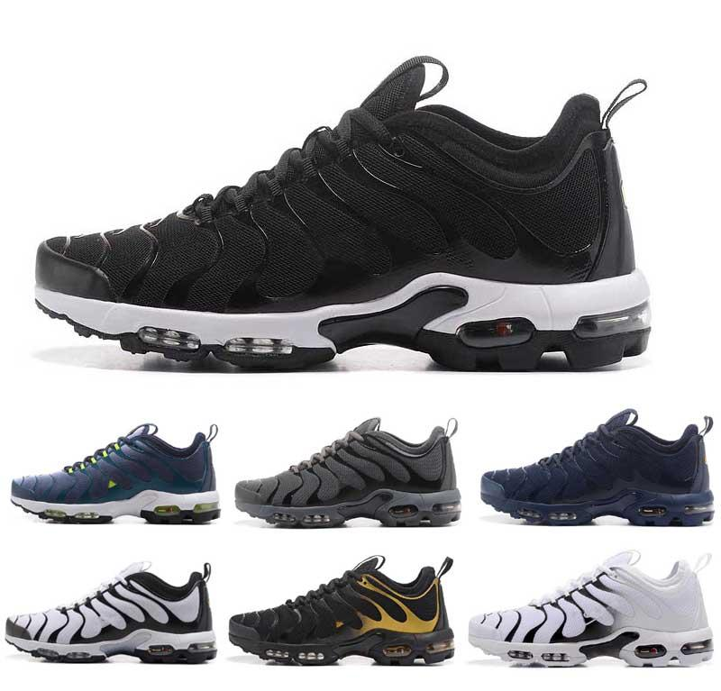 pretty nice cbd06 0b989 2018 AIR Cushion PLUS TN ULTRA Men S Running Shoes Sport Fashion Shoes For  Men Euro Size 40 46 Running Shop Sneakers Sale From Ggg 01,  86.71   DHgate.Com