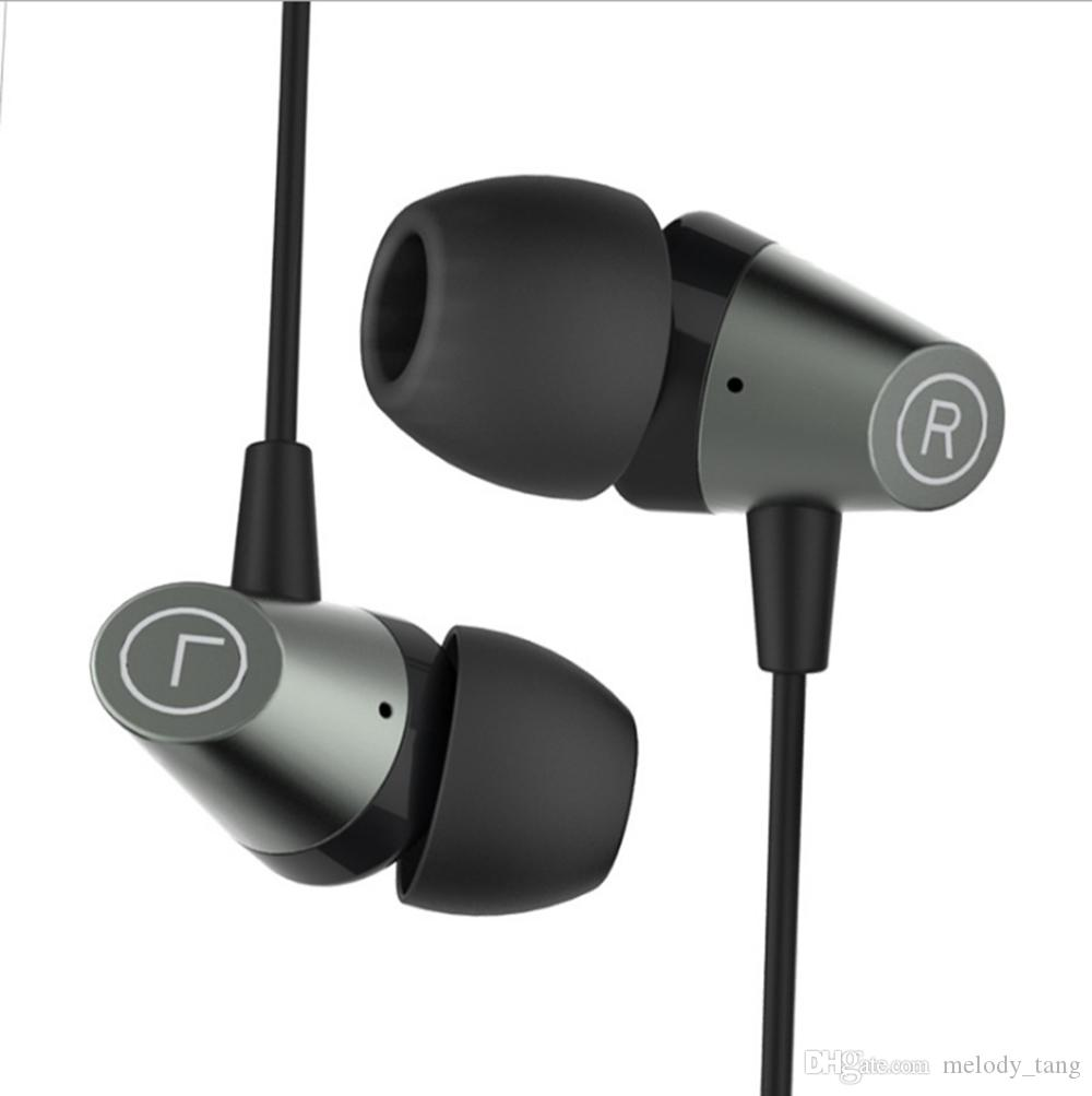 Universal Wired Bass Earphone Game Earbud Headset With Microphone ...