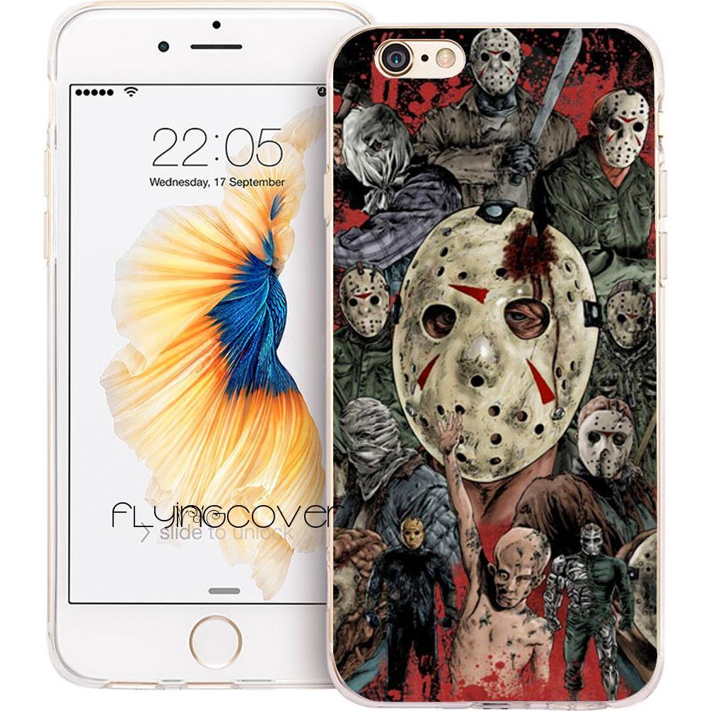 coque iphone 7 horror