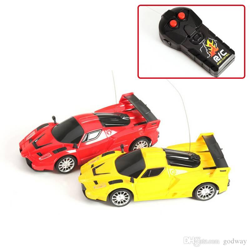 New Children Kids RC Remote Control Car Model Vehicle Toy 1:24 Battery  Powered Birthday Gifts
