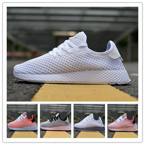 Deerupt runner Running Chaussures Designer chaussures coureurs en plein air Sports mesh femmes chaussures de sport blanc noir tennis formateurs