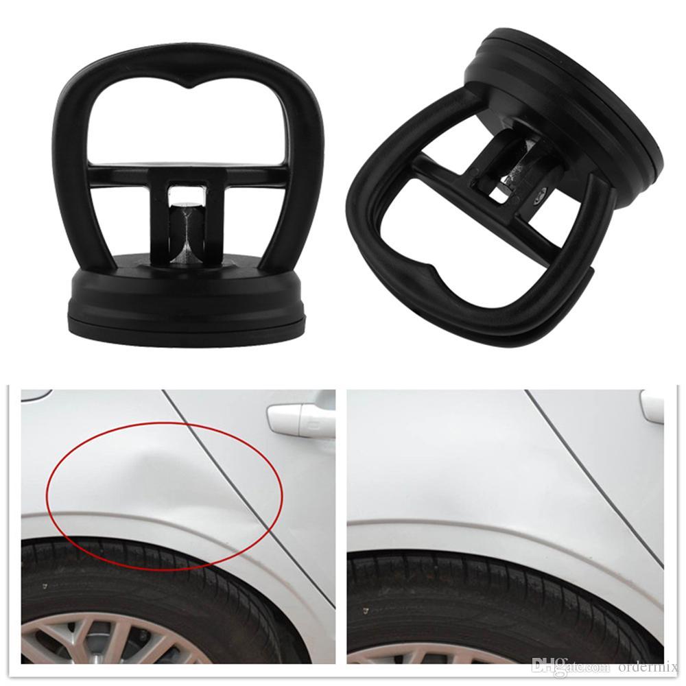 1 Stücke Schwarz Auto Auto Fix Reparieren Puller Pull Karosserie Panel Remover Sauger Werkzeug Geeignet Für Ziehen Kleine Dellen Im Auto Oder Van Bod
