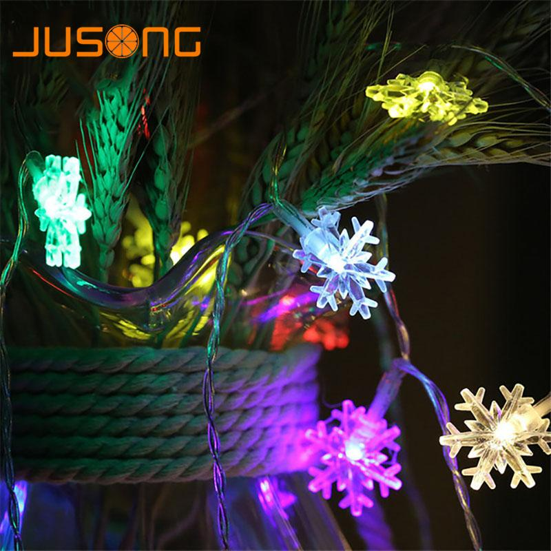 Lights & Lighting Spirited Led Strings 3xaa Battery Operated Xmas Light 1m 2m 3m 5m 10m Silver Wire Christmas Wedding Party Decoration Fairy Lights