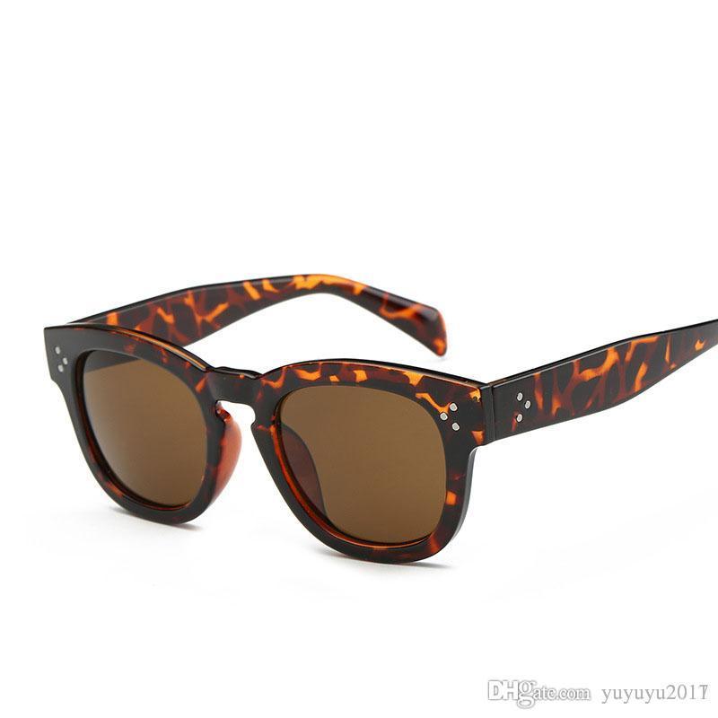 943e8c54f63ea Großhandel 2018 Neue Marke Mode Katzenaugen Sonnenbrille Frauen Hohe  Qualität Vintage Sonnenbrille Für Damen Nette Oculos De Sol Feminino F 6645  Von ...
