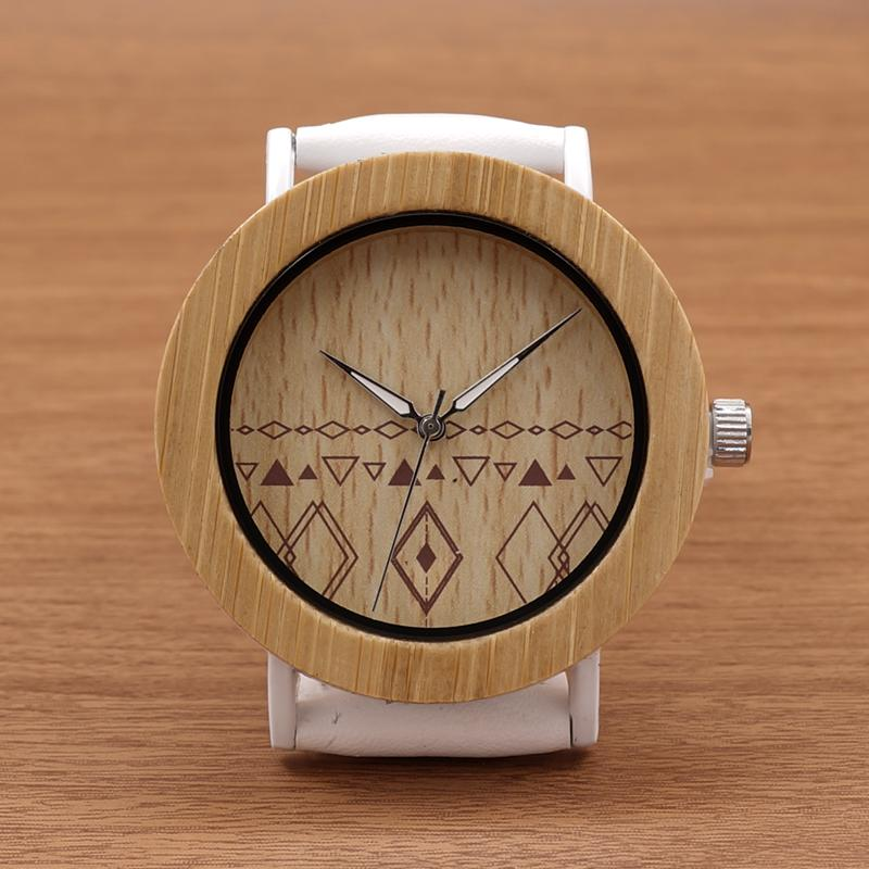 3535ee995be Cheap Women s Watches 2017 Luxury Brand BOBO BIRD Wood Dial Leather ...