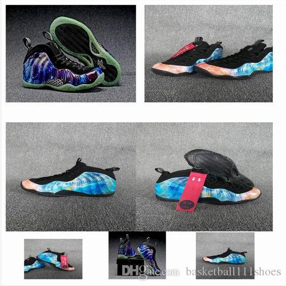 58c7ff86355 Compre 2018 Nuevo Mens Penny Azul Hardaway Big Bang Alternativo Galaxy  Hombre Casual Zapatos De Alta Calidad Mens Boy Casual Shoes A  111.68 Del  ...