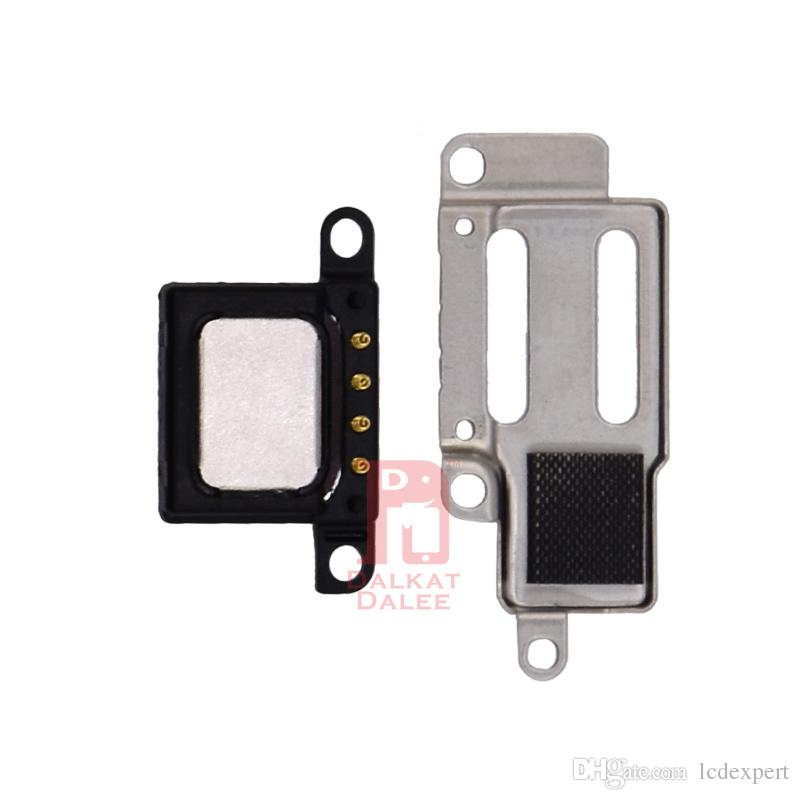 For iphone 6s full set lcd parts Metal Bracket Home Button Flex Front Camera Earpiece Screws Display Touch Screen Digitizer Complete Parts