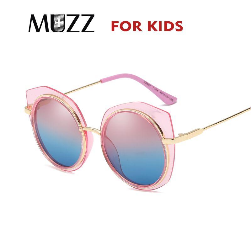 c64e587c31b55 Compre Venda Por Atacado Asas De Anjo Crianças Óculos De Sol Meninas Óculos  De Sol Lentes Integradas Rosa Quadro Óculos De Sol De Alta Qualidade  Polarizada ...