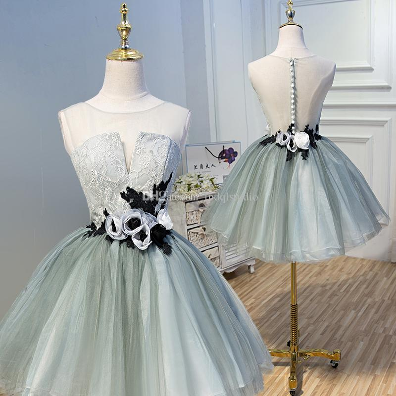 Fairy Ball Gown Bridesmaid Dresses Pleats Tulle With Applique Zipper ...