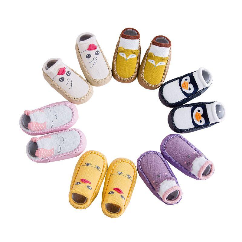 Newborn Baby Socks Children Infant Cartoon Sock Baby Gifts Kids