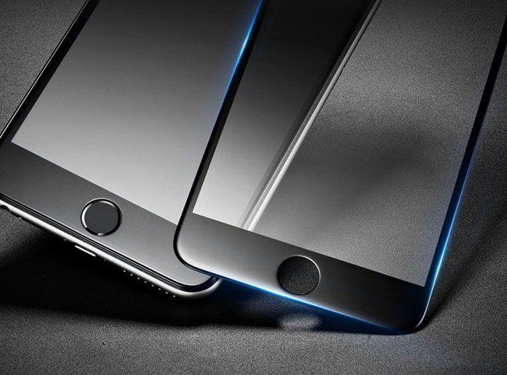 Temperli Cam Ekran Koruyucu Flim Guard Anti-paramparça Tam Kapsama 0.2mm iphone x 8 artı 7 6 s artı