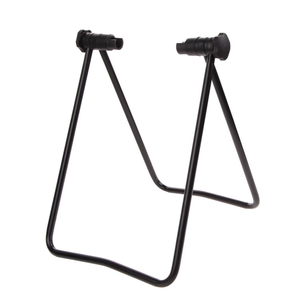 holder rack Bike Stand Bicycle Bracket Repair Maintenance Floor Stand Display Rack Parking Holder Folding For Cycling Repair Stands