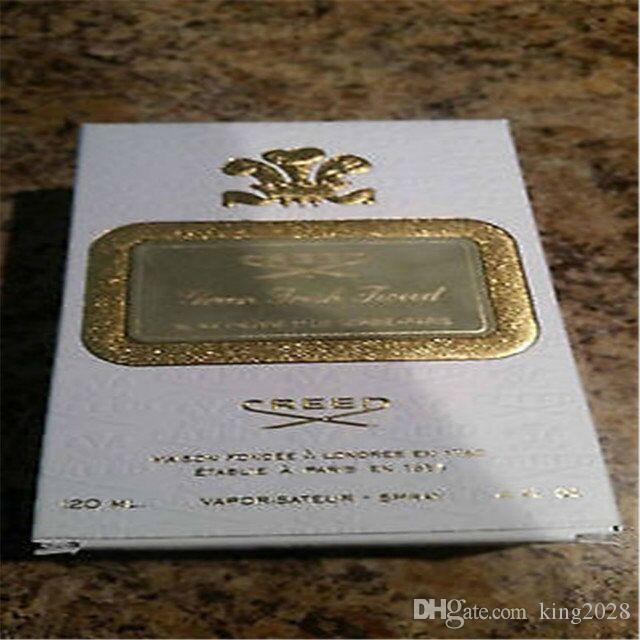 GREEN IRISH TWEED men cologne 120ml Spray Perfume long lasting time top quality high fragrance black creed