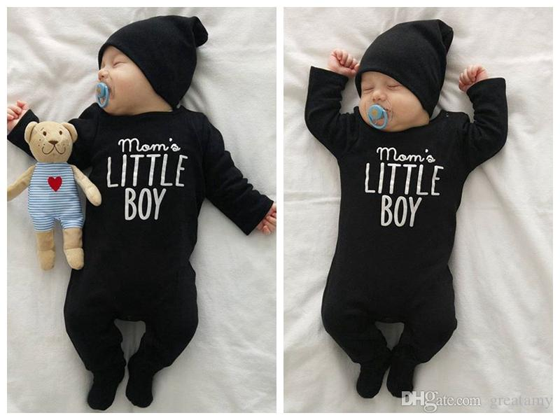 ed06d0836106 Newborn Infant Baby Boy Girl One-pieces Romper Jumpsuit Bodysuit ...