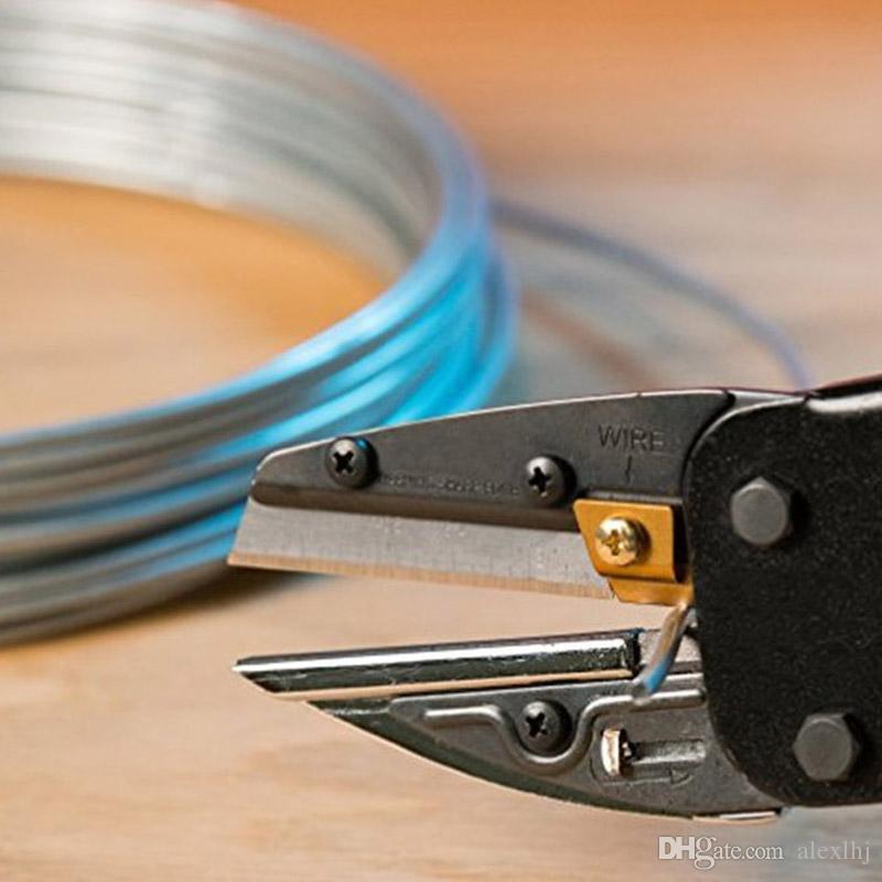 Nova marca 3 em 1 cortador de fio ao ar livre Multi-Cut 330 ferramenta de corte de cabo de aço Multi-função jardim tesouras de poda com lâminas extras
