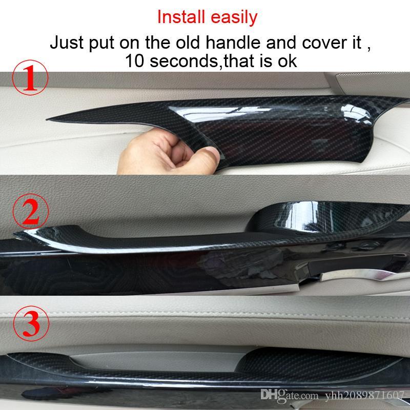 Car Inner Door Armrest Trim Cover For Bmw F02 Car Door Inner Door