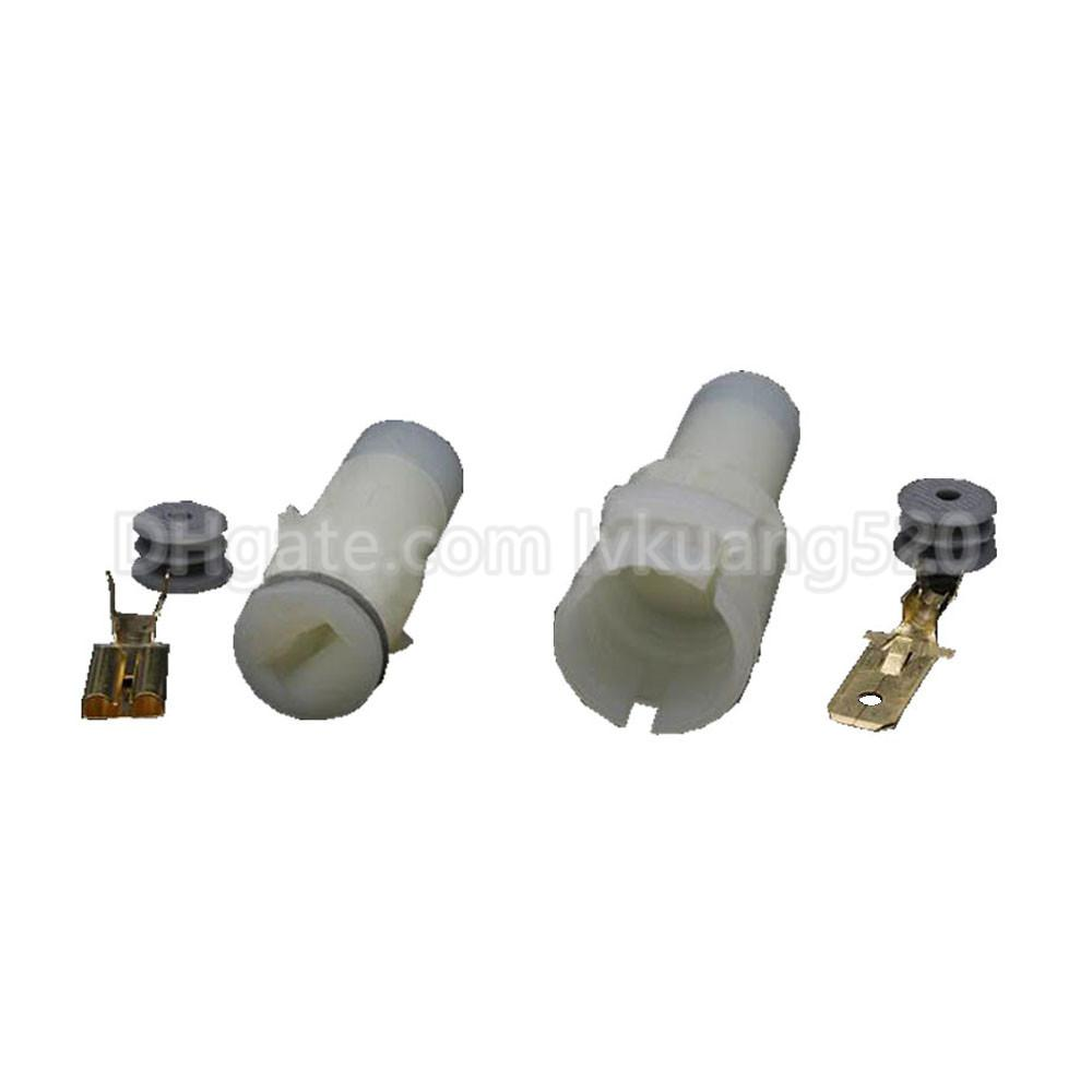 1 Pin Waterproof Car Connector HID High Current plug with Terminal DJ7014-7.8-11/21