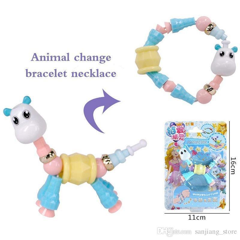 Großhandel Twisty Petz Diy Armband Haustiere Spielzeug Magie ...