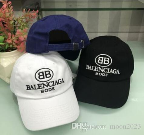 9cb9b0b1ee5 Fashion Bb Tide Brand Baseball Cap Male Outdoor Simple Sunshade Golf Cap  Small Embroidered Men And Women Cap Wholesale Baseball Cap Online with   13.12 Piece ...