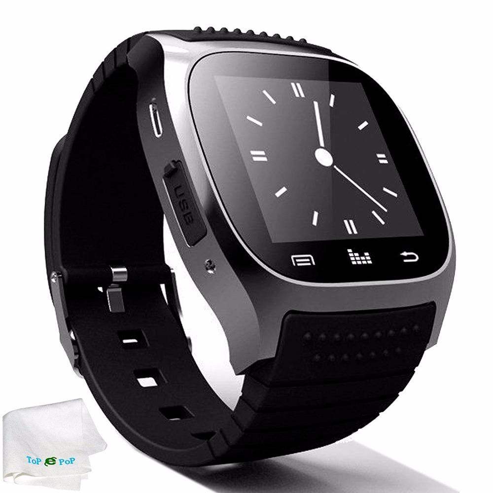 10b4dd58a Accesorios De Celulares Mejor Reloj Inteligente SmartWatch De Pantalla  Táctil Para Teléfonos Android Huawei Hombres Mujeres Niños Niños Smat Watch  Relojes ...