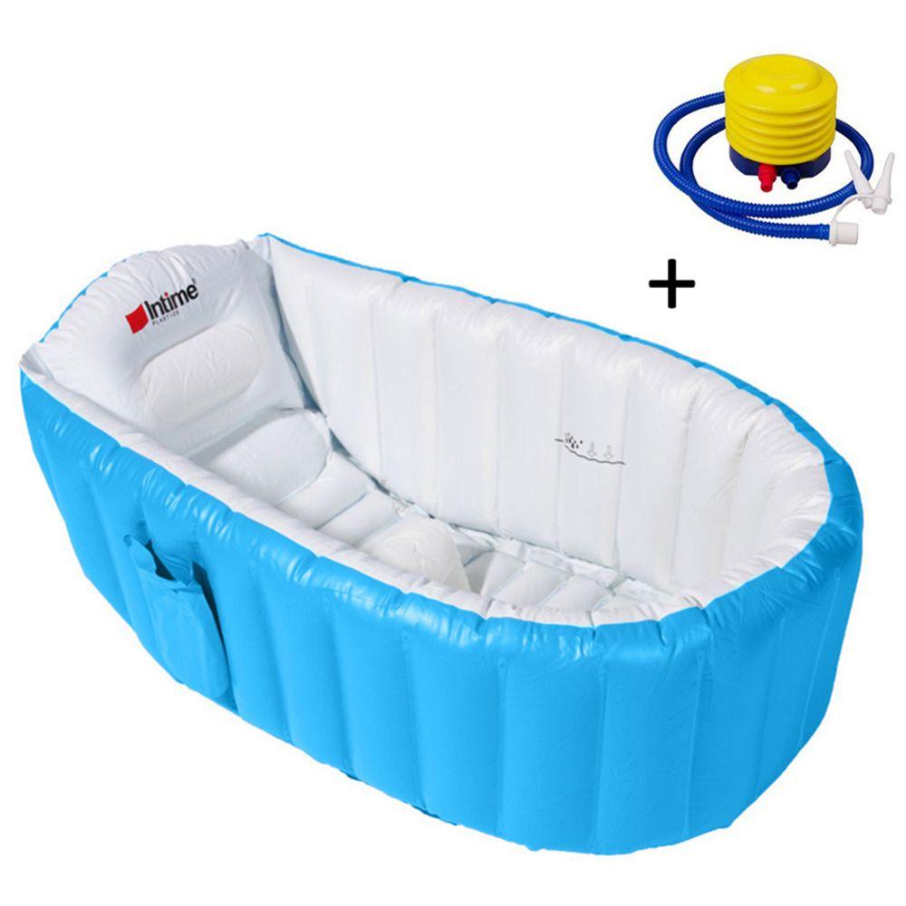 2018 New Eco Friendly Inflatable Bathtub Bathing Tub Bucket With ...