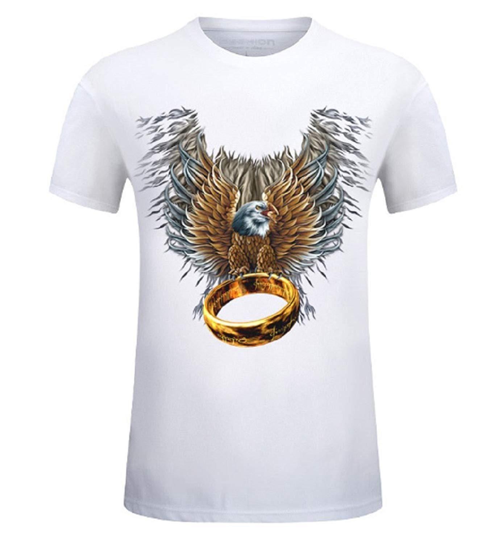 b5ec1b942c Glowish Men'S T Shirts Gorilla 3D Printed Cotton Top Tees Men Tee Shirt Tops  Short Sleeve Cotton Fitness T Shirts Tee Shirt Sites T Shirt 1 From  Shitan4, ...