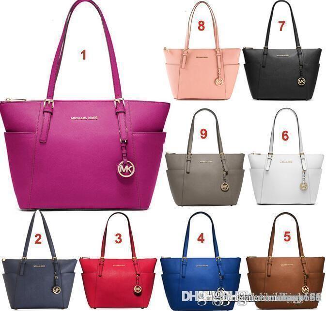 2018 Styles Handbag Famous Designer HANDBAGS+WALLET WOMEN MICHAEL 8 ... 01a24fa56