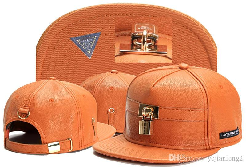 2018 New retail Fashion CAYLER & SONS Snapback Cap Hip-hop Men Women Snapbacks Hats Baseball Sports Caps,good quality
