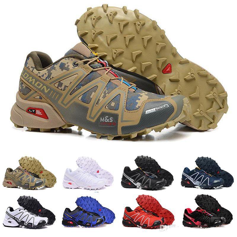 3 Zapatos Cs Al Hombres Deporte Aire Libre Salomon Compre Speedcross OXTkiwPZu