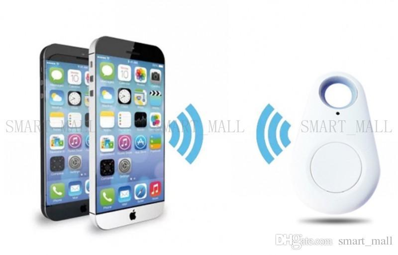 Mini Téléphone Sans Fil Bluetooth 4.0 Pas De GPS Tracker Alarme iTag Clé Finder Enregistrement Vocal Anti-perdu Selfie Obturateur Pour iOS Android Smartphone