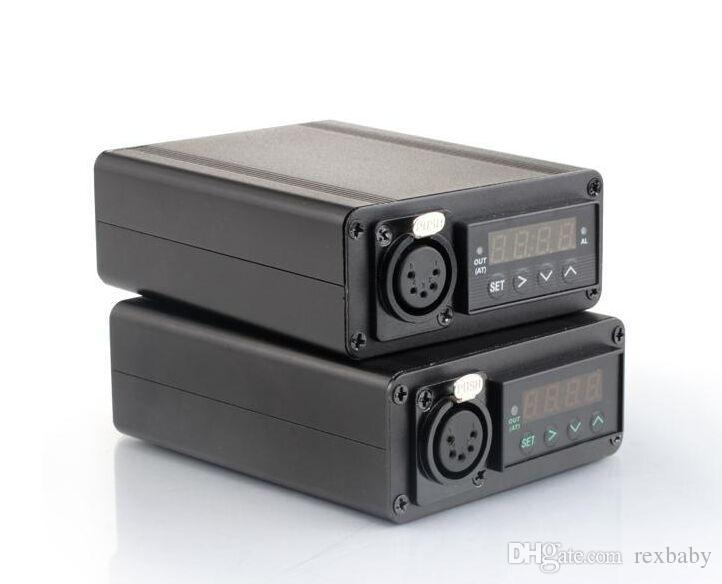 Enail D unha Dnail caixa de controlador eletrônico de temperatura Para DIY Fumaça E Prego Bobina com Ti Prego para bongo de vidro