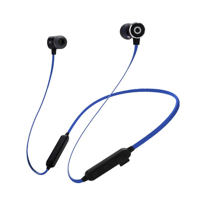 Für iphone samsung xiaomi huawei g16 drahtlose kopfhörer magnetische bluetooth kopfhörer mit mic sweatproof sport bluetooth 4.2 headset