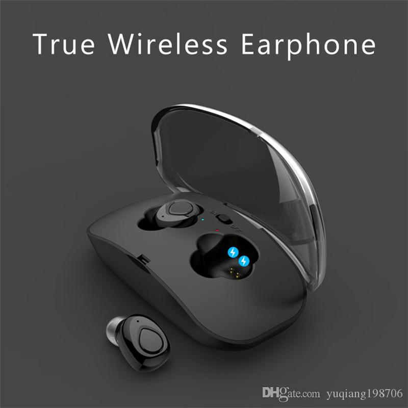 X18 Magnet Metal Sports Bluetooth 4.2 Earphone Wireless In-Earphone With Microphone SweatProof For Phone Cellphone
