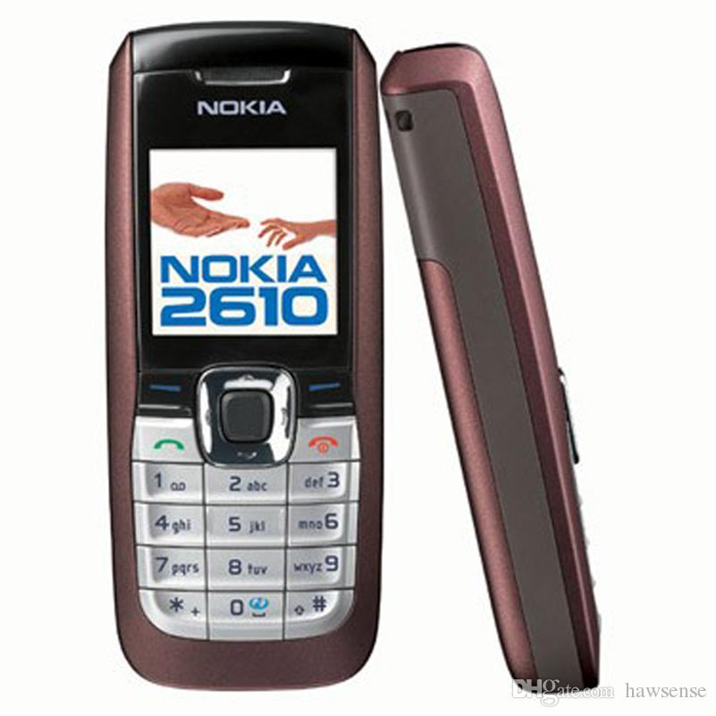 refurbished original2610 bar cheap mobile phone multi languange gsm rh dhgate com